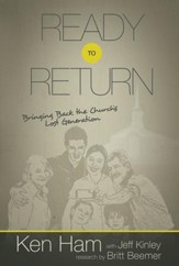 Ready to Return: Bringing Back the  Church's Lost Generation - PDF Download [Download]