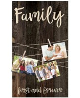 Family, First and Forever, Photo Clipboard