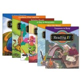 BJU Reading Grade 1 Readers Set A-F,  Fourth Edition