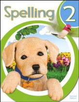 BJU Spelling 2 Student Worktext,  Second Edition