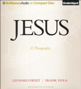 Jesus: A Theography - unabridged audio book on CD