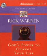 God's Power to Change Your Life Audiobook on CD