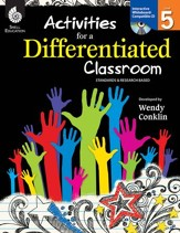 Activities for a Differentiated  Classroom: Level 5 - PDF Download [Download]