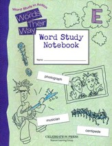 Words Their Way: Word Study in Action Grade 5 Student Workbook