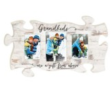 Grandkids Are A Gift From Above, Puzzle Photo Frame, Large