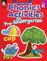 Foundational Skills: Phonics for  Pre-Kindergarten - PDF Download [Download]