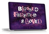 Blessed 2 Laptop Skin