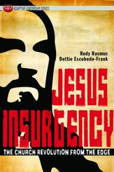 Jesus Insurgency: The Church Revolution from the Edge - eBook