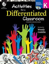 Activities for a Differentiated  Classroom: Level K - PDF Download [Download]