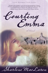 Courting Emma - eBook