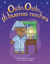 Osito, Osito, di buenas noches (Teddy Bear, Teddy Bear, Say Good Night) - PDF Download [Download]