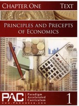 The Principles and Precepts of Economics Full Course Kit