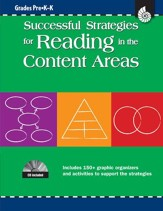 Successful Strategies for Reading in the Content Areas: Grades PreK-K - PDF Download [Download]
