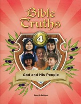 BJU Bible Truths: God and His People  Grade 4 Student Text  (4th Edition)
