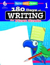 180 Days of Writing for First Grade - PDF Download [Download]