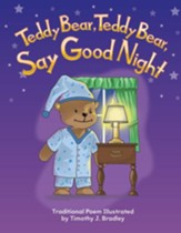 Teddy Bear, Teddy Bear, Say Good Night - PDF Download [Download]