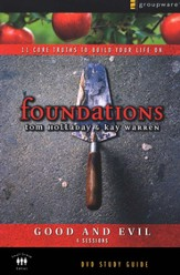 Foundations: Good and Evil, Study Guide