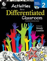Activities for a Differentiated  Classroom: Level 2 - PDF Download [Download]