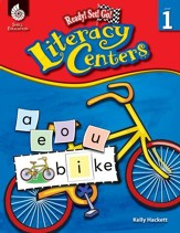 Ready! Set! Go! Literacy Centers: Level 1 - PDF Download [Download]