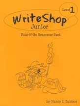 Write Shop Junior Fold-N-Go Grammar Pack Level 1