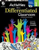 Activities for a Differentiated  Classroom: Level 1 - PDF Download [Download]