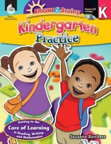 Bright & Brainy: Kindergarten  Practice - PDF Download [Download]