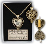 Always In My Heart, Pet Memorial Locket