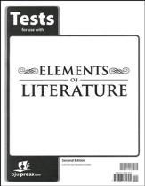 BJU Elements of Literature Grade 10 Test Pack (Second Edition)
