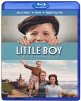 Little Boy, Blu-ray/DVD/Digital HD  - Slightly Imperfect