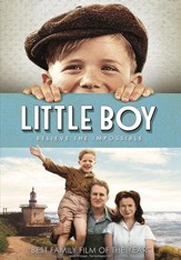 Little Boy, DVD