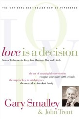Love Is A Decision - eBook