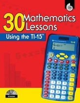 30 Mathematics Lessons Using the TI-15 - PDF Download [Download]