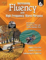 Increasing Fluency with High Frequency Word Phrases Grade 2 - PDF Download [Download]