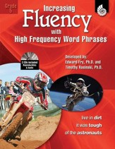 Increasing Fluency with High Frequency Word Phrases Grade 5 - PDF Download [Download]