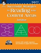 Successful Strategies for Reading in the Content Areas: Grades 3-5 - PDF Download [Download]