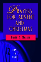Just in Time! Prayers for Advent and Christmas - eBook