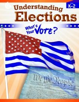 Understanding Elections Levels K-2 -  PDF Download [Download]