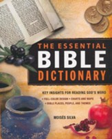 Essential Bible Dictionary: Key Insights for Reading Gods Word - Slightly Imperfect