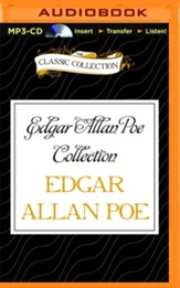 Edgar Allan Poe Collection: The Black Cat Gold Bug - unabridged audio book on MP3-CD