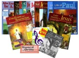 Abeka Grade 4 Bible Curriculum Kit