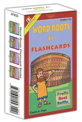 Word Roots B1, Flashcards, Grades 7-12+