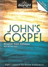 John's Gospel: Wisdom from Ephesus, DVD with Leader's Guide