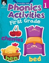 Foundational Skills: Phonics for First Grade - PDF Download [Download]