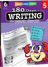 180 Days of Writing for Fifth Grade - PDF Download [Download]