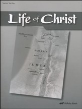Abeka Life of Christ Tests Key