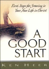 A Good Start: First Steps for Growing in Your New Life in Christ - Pack of 5