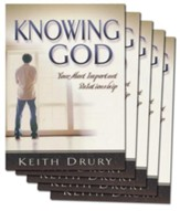 Knowing God: Your Most Important Relationship - Pack of 5