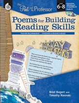 The Poet and the Professor: Poems for Building Reading Skills: Levels 6-8 - PDF Download [Download]