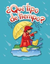 ?Que tipo de tiempo? (What Kind of  Weather?) - PDF Download [Download]