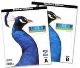 BJU Life Science Grade 7 Teacher's Manual Set, 4th Edition